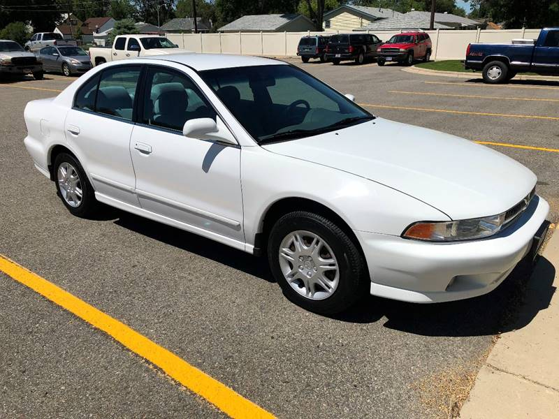 2001 Mitsubishi Galant For Sale At Quality Automotive Group Inc In Billings  MT