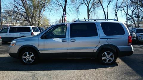 2004 Pontiac Montana for sale in Colorado Springs, CO