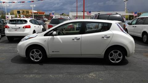 2012 Nissan LEAF for sale in Colorado Springs, CO