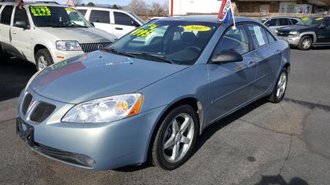 2007 Pontiac G6 for sale in Colorado Springs, CO