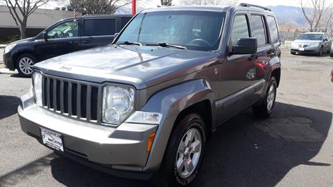2012 Jeep Liberty for sale in Colorado Springs, CO
