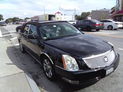 2007 Cadillac DTS for sale in Ozone Park, NY