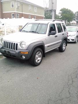 2004 Jeep Liberty for sale in Ozone Park, NY