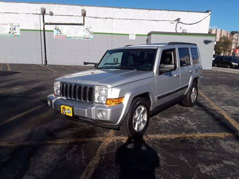 2008 Jeep Commander for sale in Ozone Park, NY