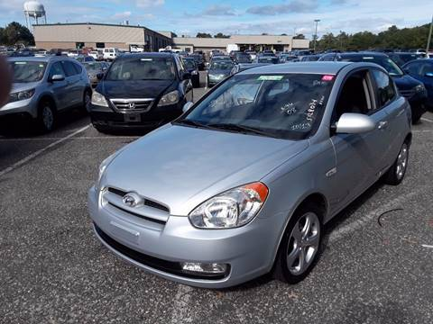 2008 Hyundai Accent for sale in Ozone Park, NY