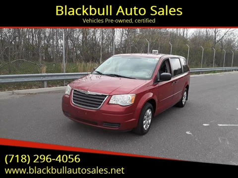 2008 Chrysler Town and Country for sale at Blackbull Auto Sales in Ozone Park NY