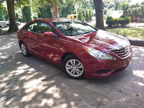 2011 Hyundai Sonata for sale at Blackbull Auto Sales in Ozone Park NY
