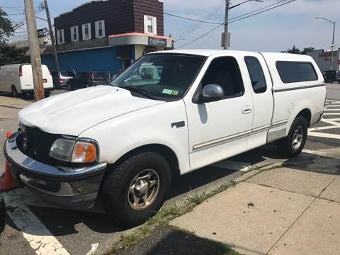 1997 Ford F-150 for sale at Blackbull Auto Sales in Ozone Park NY