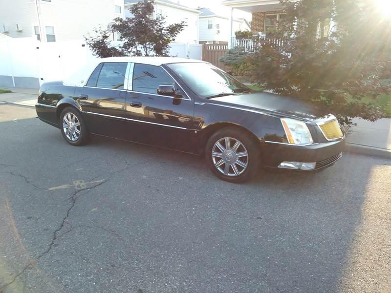 2006 Cadillac DTS for sale at Blackbull Auto Sales in Ozone Park NY