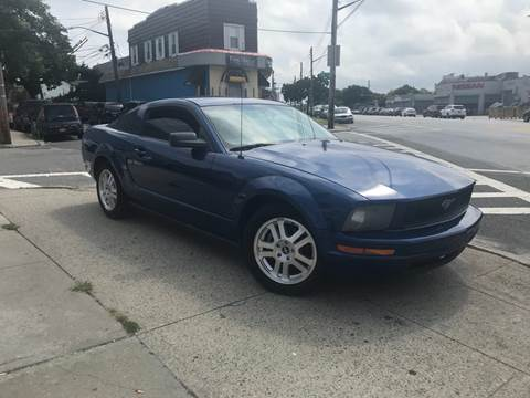 2008 Ford Mustang for sale at Blackbull Auto Sales in Ozone Park NY