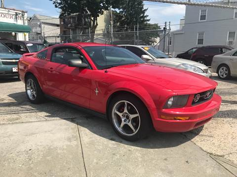 2006 Ford Mustang for sale at Blackbull Auto Sales in Ozone Park NY