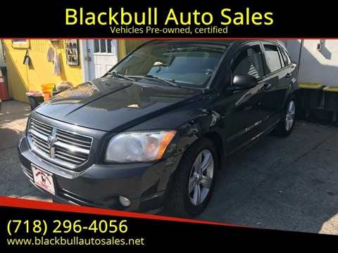 2010 Dodge Caliber for sale at Blackbull Auto Sales in Ozone Park NY