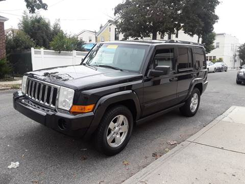 2007 Jeep Commander for sale at Blackbull Auto Sales in Ozone Park NY