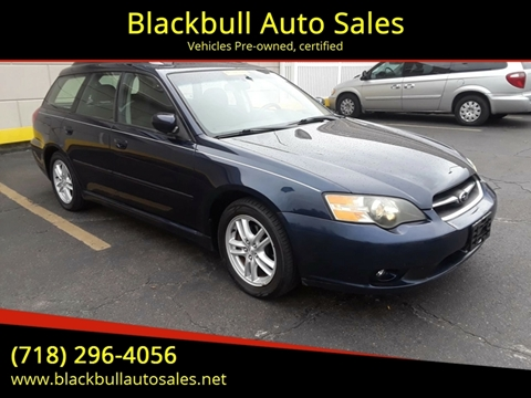 2005 Subaru Legacy for sale at Blackbull Auto Sales in Ozone Park NY