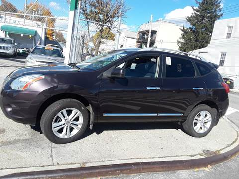 2012 Nissan Rogue for sale at Blackbull Auto Sales in Ozone Park NY