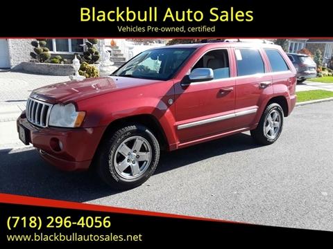 2006 Jeep Grand Cherokee for sale at Blackbull Auto Sales in Ozone Park NY