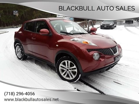 2012 Nissan JUKE for sale at Blackbull Auto Sales in Ozone Park NY