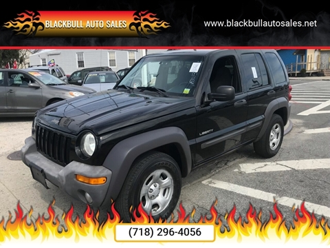 2003 Jeep Liberty for sale in Ozone Park, NY