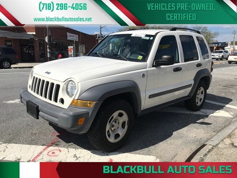 2005 Jeep Liberty for sale in Ozone Park, NY