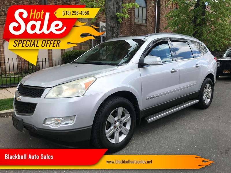 2009 Chevrolet Traverse for sale at Blackbull Auto Sales in Ozone Park NY