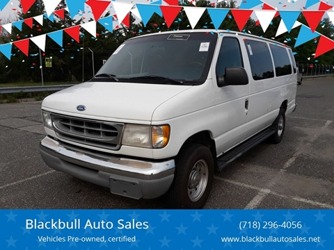 1997 Ford E-350 for sale in Ozone Park, NY