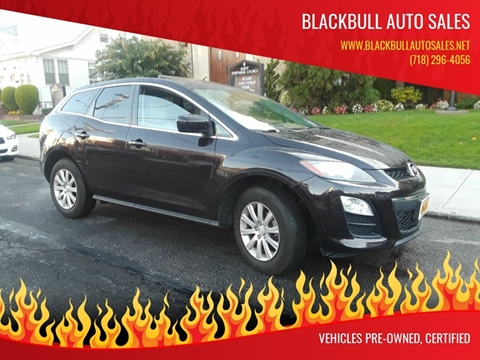 2011 Mazda CX-7 for sale at Blackbull Auto Sales in Ozone Park NY