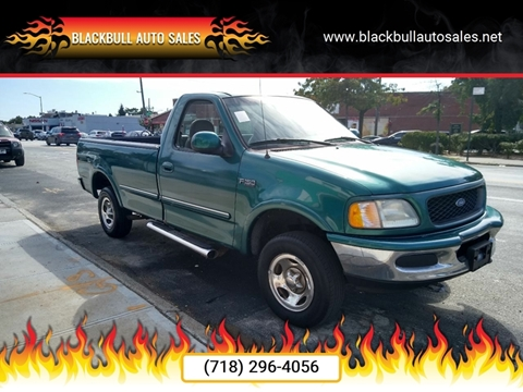1997 Ford F-150 for sale in Ozone Park, NY