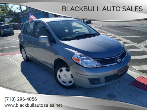 2007 Nissan Versa for sale at Blackbull Auto Sales in Ozone Park NY