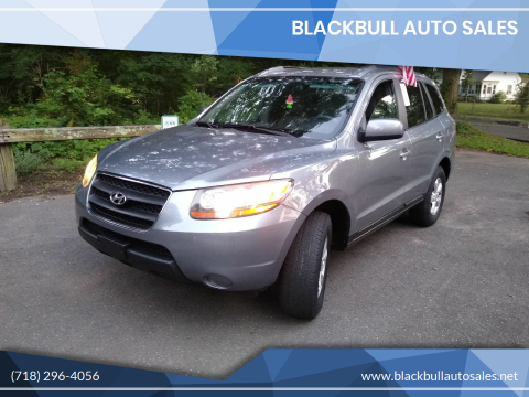 2007 Hyundai Santa Fe for sale at Blackbull Auto Sales in Ozone Park NY