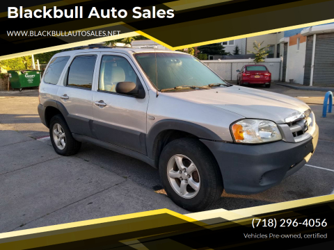 2006 Mazda Tribute for sale at Blackbull Auto Sales in Ozone Park NY