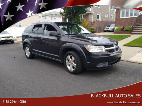 2009 Dodge Journey for sale at Blackbull Auto Sales in Ozone Park NY