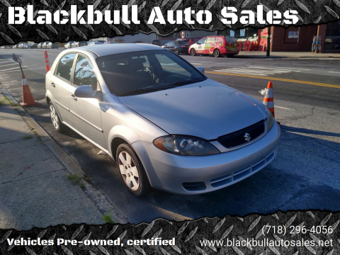 2008 Suzuki Reno for sale at Blackbull Auto Sales in Ozone Park NY