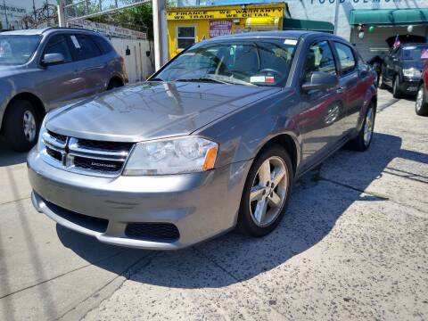 2012 Dodge Avenger for sale at Blackbull Auto Sales in Ozone Park NY