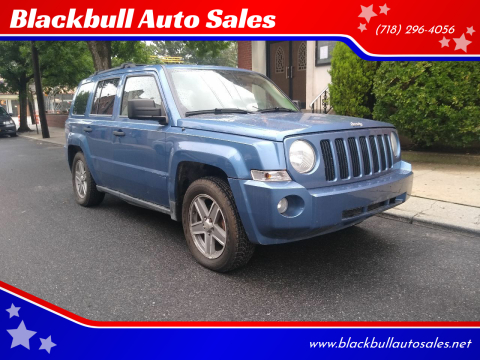 2007 Jeep Patriot for sale at Blackbull Auto Sales in Ozone Park NY