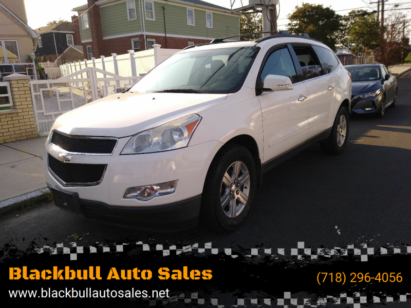 2010 Chevrolet Traverse for sale at Blackbull Auto Sales in Ozone Park NY