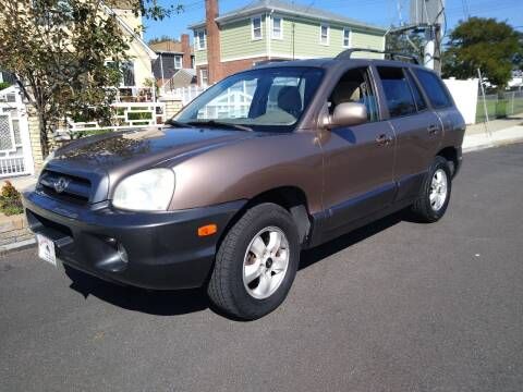 2007 Hyundai Tucson for sale at Blackbull Auto Sales in Ozone Park NY
