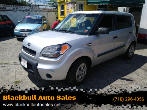 2011 Kia Soul for sale at Blackbull Auto Sales in Ozone Park NY