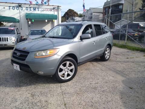 2009 Hyundai Santa Fe for sale at Blackbull Auto Sales in Ozone Park NY