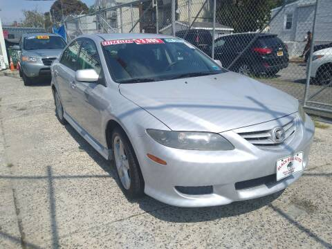 2005 Mazda MAZDA6 for sale at Blackbull Auto Sales in Ozone Park NY