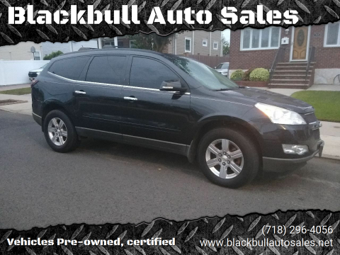 2011 Chevrolet Traverse for sale at Blackbull Auto Sales in Ozone Park NY