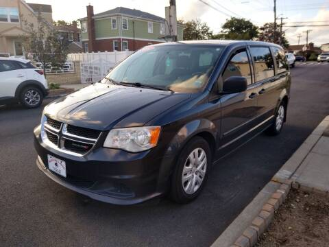 2014 Dodge Grand Caravan for sale at Blackbull Auto Sales in Ozone Park NY