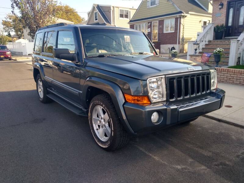 2006 Jeep Commander for sale at Blackbull Auto Sales in Ozone Park NY