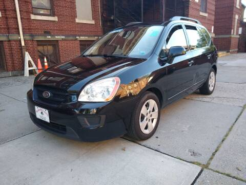 2009 Kia Rondo for sale at Blackbull Auto Sales in Ozone Park NY
