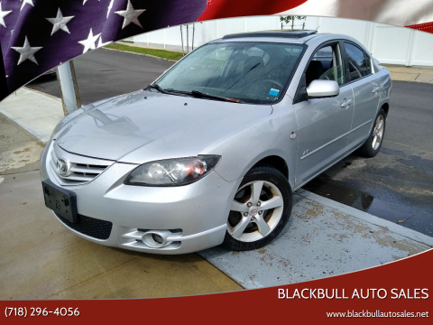 2006 Mazda MAZDA3 for sale at Blackbull Auto Sales in Ozone Park NY