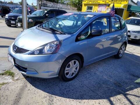 2011 Honda Fit for sale at Blackbull Auto Sales in Ozone Park NY