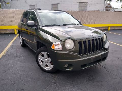 2007 Jeep Compass for sale at Blackbull Auto Sales in Ozone Park NY