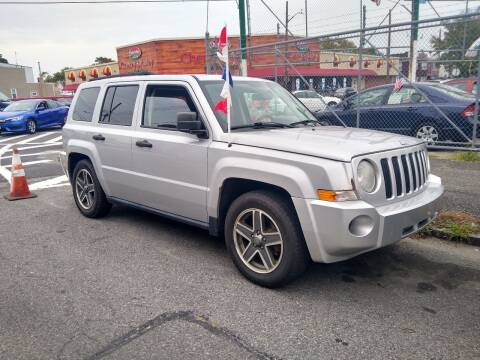 2009 Jeep Patriot for sale at Blackbull Auto Sales in Ozone Park NY