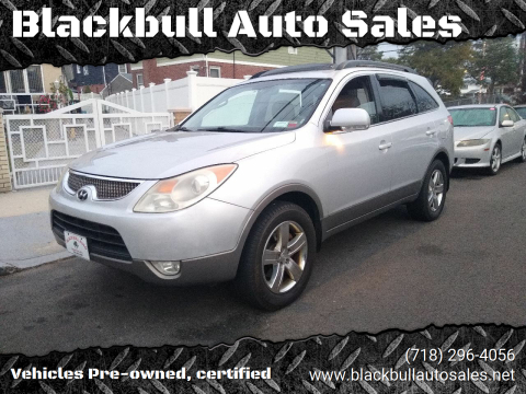 2008 Hyundai Veracruz for sale at Blackbull Auto Sales in Ozone Park NY