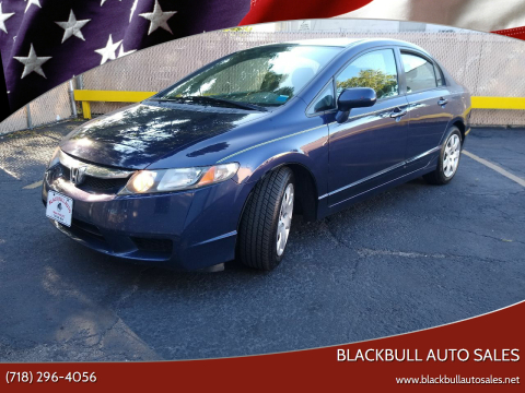 2009 Honda Civic for sale at Blackbull Auto Sales in Ozone Park NY