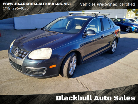 2008 Volkswagen Jetta for sale at Blackbull Auto Sales in Ozone Park NY